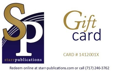 SP Gift Card -Cards ship free