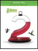 Science Grade 2 Activity Manual Answer Key 3rd Edition