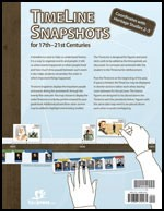 Heritage Studies Timeline Snapshots 3rd Edition for Grades 2-5
