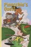 Pinocchio's Quest Coloring Bk