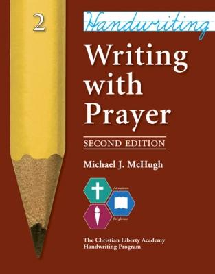 Writing With Prayer Grade 2 2nd Edition