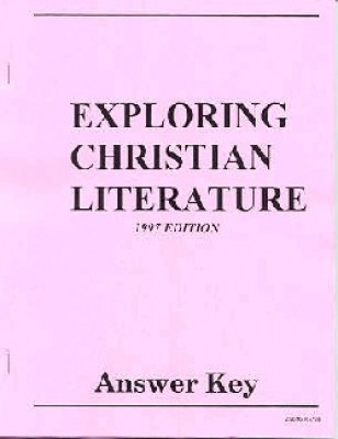 Exploring Christian Literature Test Pkt Gr 9