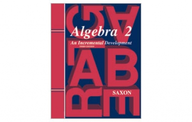 Saxon Algebra 2 Answer Key and Tests 3rd Edition (9th - 12th Grade)