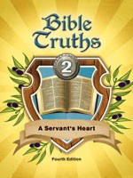 Bible Truths 2 Student Worktext 4th Edition