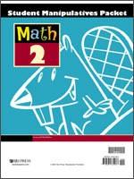 Math 2 Student Materials Packet Grade 2 3rd Edition