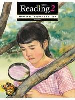 Reading Worktext Teacher Grd 2 2nd Edition