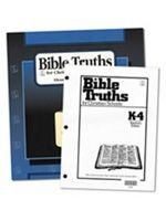 Bible Truths Teacher Book Grd K4