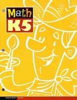 Math K5 Student Worktext 3rd Edition