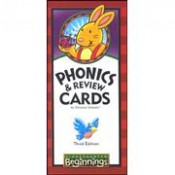 Beginnings Phonics and Review Cards Grd K5 3rd Edition