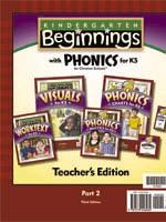 Beginnings Kit Grade K5 3rd Edition