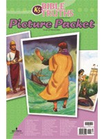 Bible Truths Teacher Picture Packet Grd K5