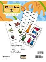 Phonics 1 Visuals Homeschool Packet