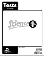 Science 1 Tests 3rd Edition