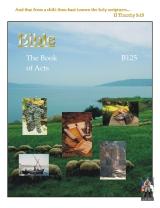 B130 Bible Grade 6 - Bible Survey - Book by Book