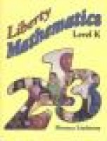 Liberty Mathematics Level K Flashcards
