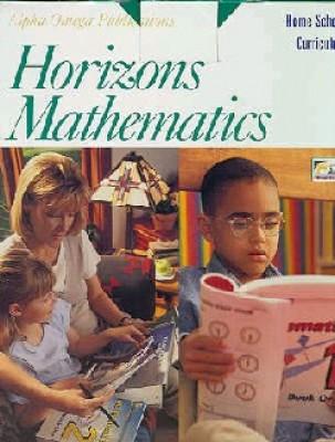 Horizons Math Kindergarten Set