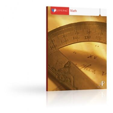 Lifepac Math K Student Book 1