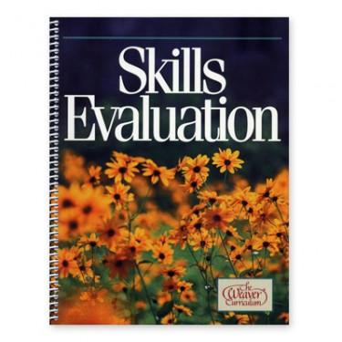 Weaver Skills Evaluation (Kindergarten - 6th Grade)