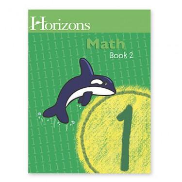 Horizons Math 1 Student Book 1