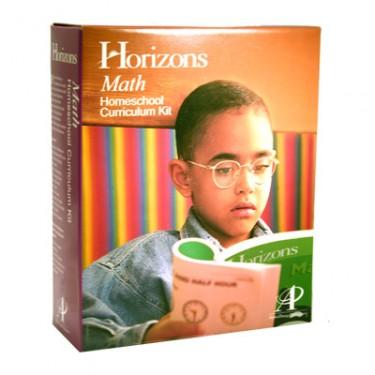 Horizons Math Grd 1 Set