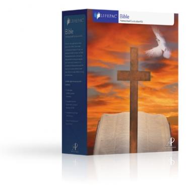 Lifepac Bible Complete Set Grade 1