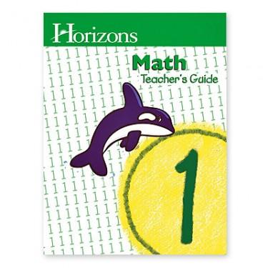Horizons Math 1 Teacher Book