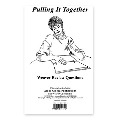 Weaver Review Questions Volume 3 (1st - 6th Grade)