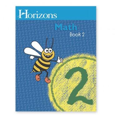 Horizons Math 2 Student Book 1