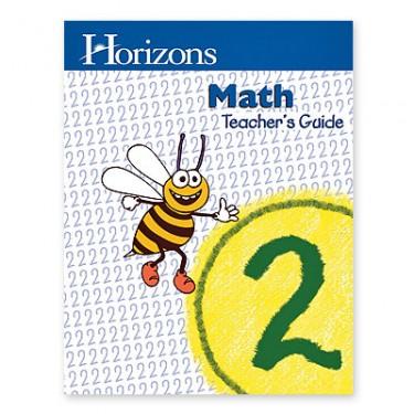 Horizons Math 2 Teacher Book