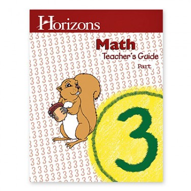 Horizons Math 3 Teacher Book