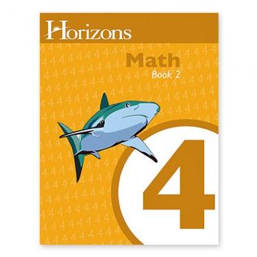 Horizons Math 4 Student Book 2