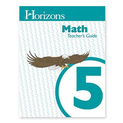Horizons Math 5 Teacher Book
