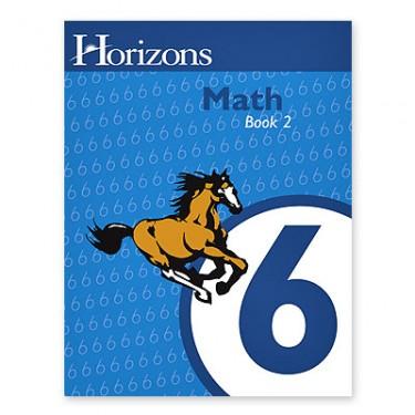 Horizons Math 6 Student Book 2