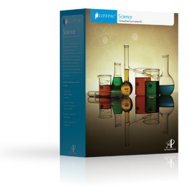 Lifepac Science 7th Grade Set