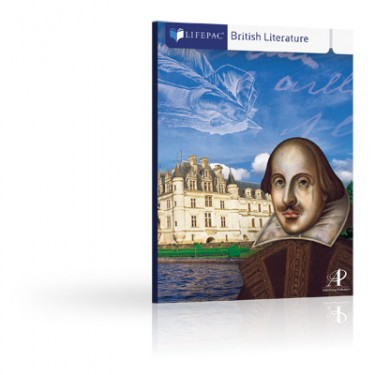 Lifepac British Literature Gr 7-12 (complete Set)