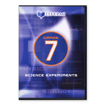 Science Experiments Grd 7 Dvd