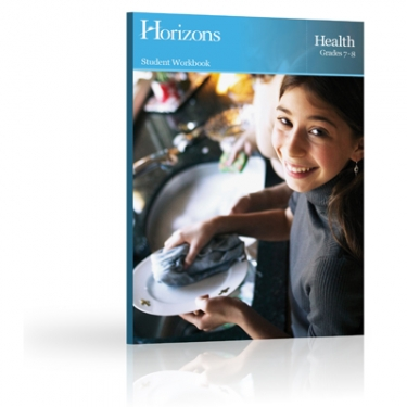 Horizons Health Grades 7 and 8 Teacher's Guide