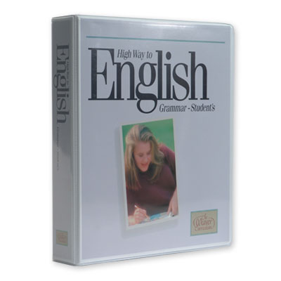 Weaver High Way To English Grammar Student (7th - 12th Grade)