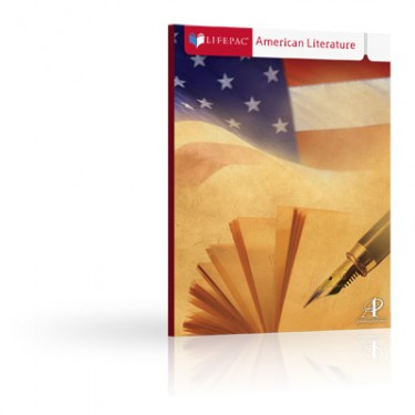 Lifepac American Literature Teacher Book (7th - 12th Grade)