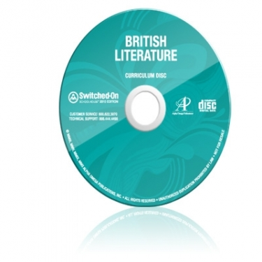 Switched On Schoolhouse British Literature (7th - 12th Grade)