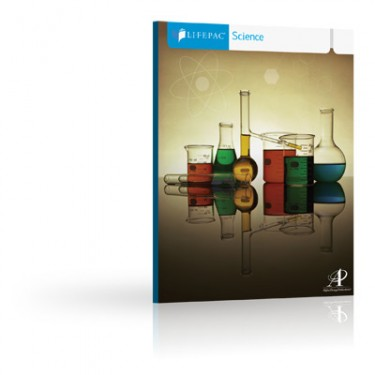 Lifepac Science Grd 8 Student Bks (set Of 10 Lifepacs)
