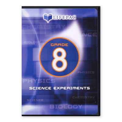 Science Experiments Grd 8 Dvd