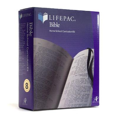 Lifepac Bible Grd 8 Student Bks (set of 10 Lifepacs)