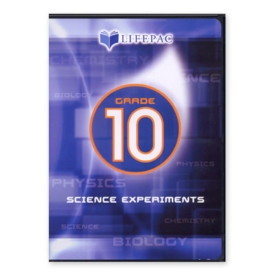 Science Experiments Grd 10 Dvd