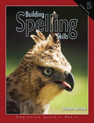 Building Spelling Skills Book 5 (2nd Edition)