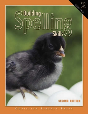 Building Spelling Skills Book 2 2nd Edition