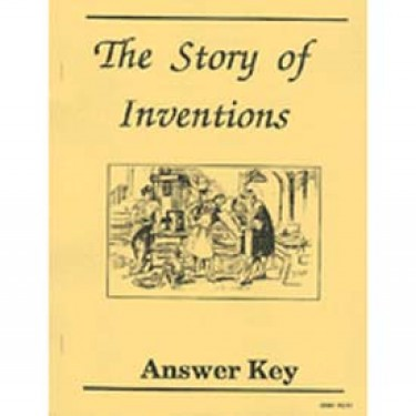 Story Of Inventions Answer Key (grade 6)