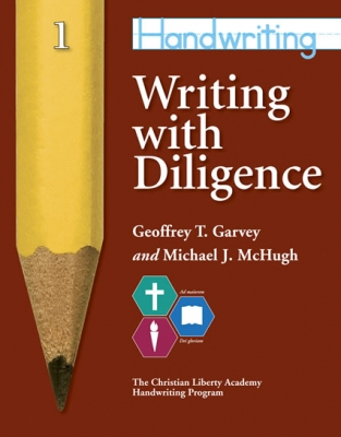 Writing With Diligence Grade 1