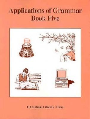Applications Of Grammar Book 5 Grade 11