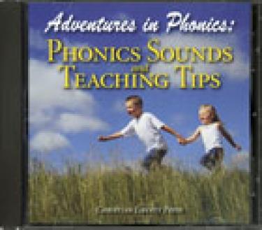 Adventures In Phonics Cd Grd K